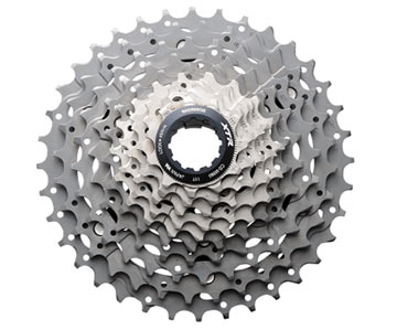 Shimano XTR 10-Speed Cassette