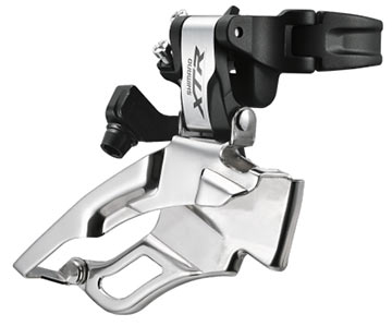 Shimano XTR Down Swing Front Derailleur (Triple Chainring)