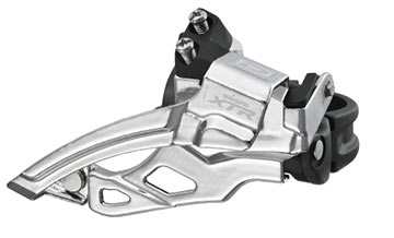 Shimano XTR Top Swing Front Derailleur (Double Chainring)