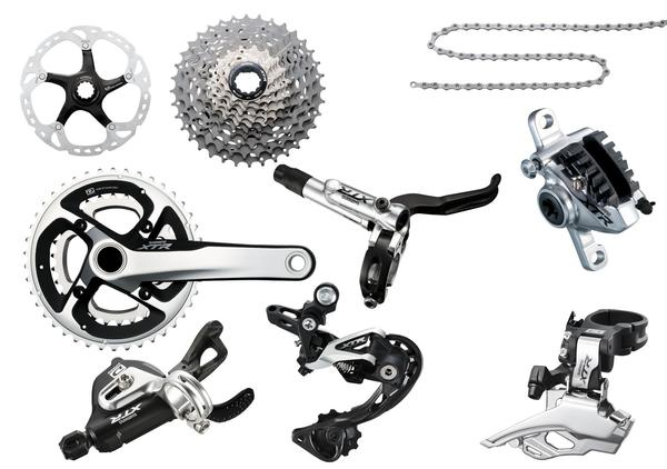 Shimano XTR Race 10-Speed Components Kit