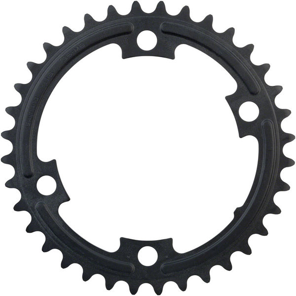 Shimano 105 5800 Chainring Color: Black