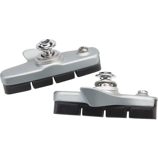 Shimano 105 5800 Road Brake R55C4 Shoe Set Color: Silver