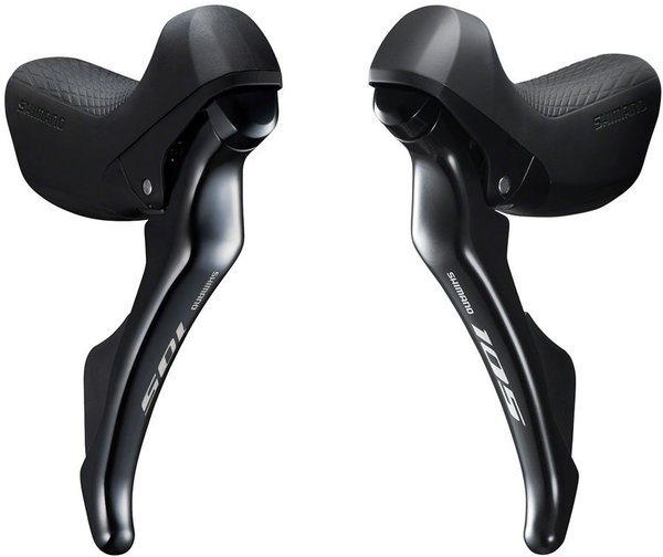 Shimano 105 R7000 Dual Control Lever Color | Left/Right | Speeds: Black | Set | 2 x 11-speed
