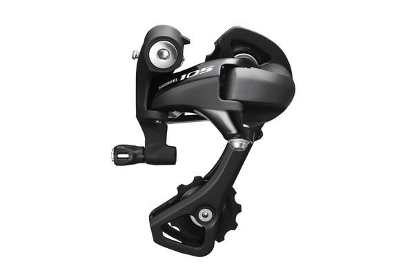 Shimano 105 Rear Derailleur (Long Cage) Color: Black