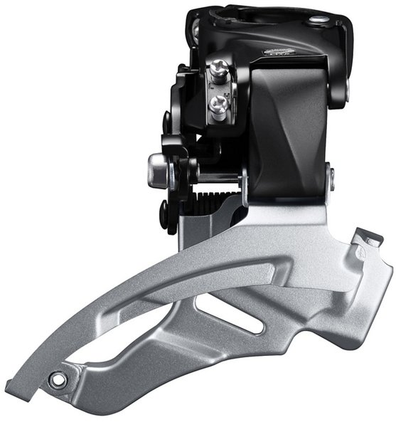 Shimano Altus M2000 Front Derailleur Mount Type: High Clamp/Down Swing