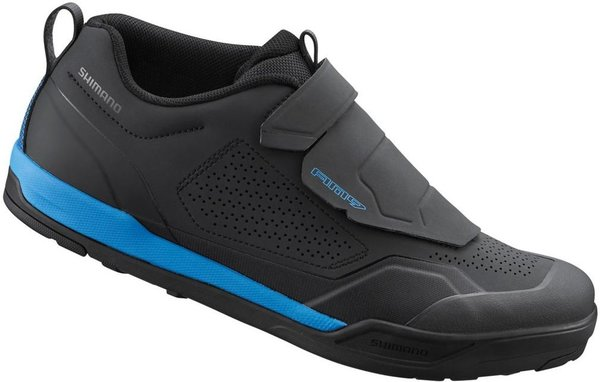 Shimano AM9 Shoes Color: Black