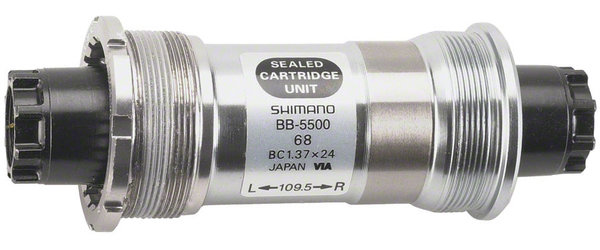 Shimano BB-5500 Octalink V1 105 Bottom Bracket