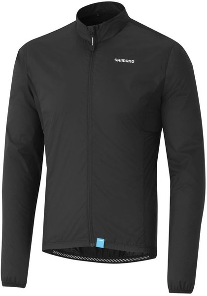 Shimano Compact Windbreaker Color: Black
