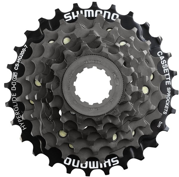 Shimano Tourney 7-Speed Cassette