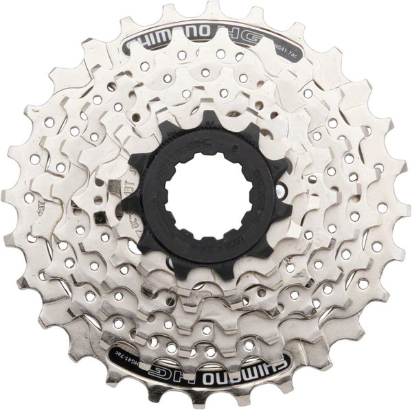 Shimano CS-HG41 7-Speed Cassette Size: 11 – 28T