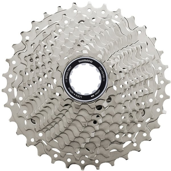 Shimano 105 CS-HG700 11-Speed Cassette Size: 11 – 34T