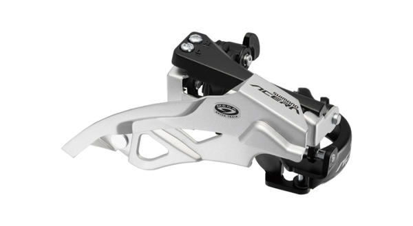 Shimano Acera Front Derailleur (Top Swing, Dual-Pull)
