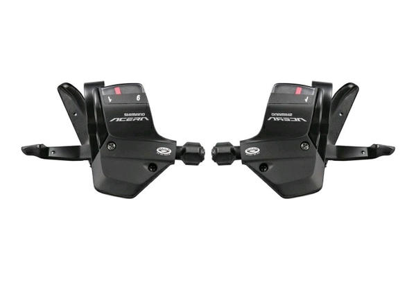 Shimano Acera 9-Speed Rapidfire Shifter Set