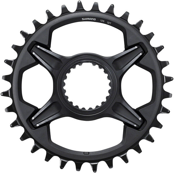 Shimano XT 1x Direct Mount Chainring for M8100/8130 Cranks Color: Black