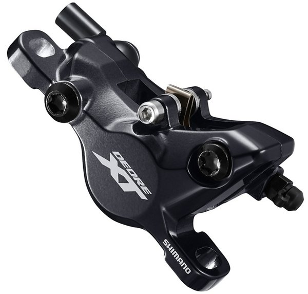 Shimano XT M8100 Disc Brake Caliper Color: Black