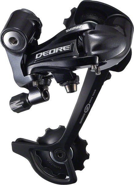 Shimano Deore RD-M591-SGS Rear Derailleur Color: Black