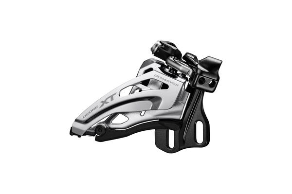 Shimano Deore XT Front Derailleur (E-Type) Model: Side Swing/Front Pull (Triple)