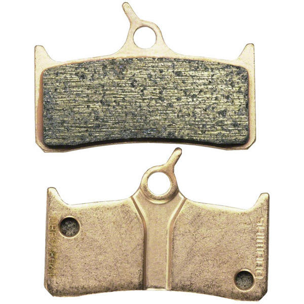 Shimano Deore XT M755 M03 Metal Disc Brake Pads and Spring