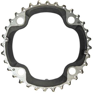 Shimano Deore XT M770 10-Speed Middle Chainring