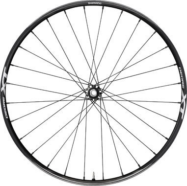 Shimano Deore XT M8000 Race Wheelset 29-inch Color: Black