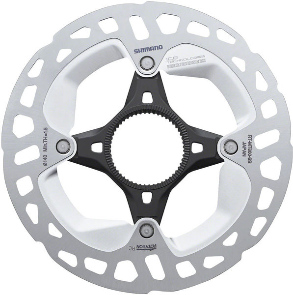 Shimano Deore XT RT-MT800 Disc Brake Rotor Size: 140mm