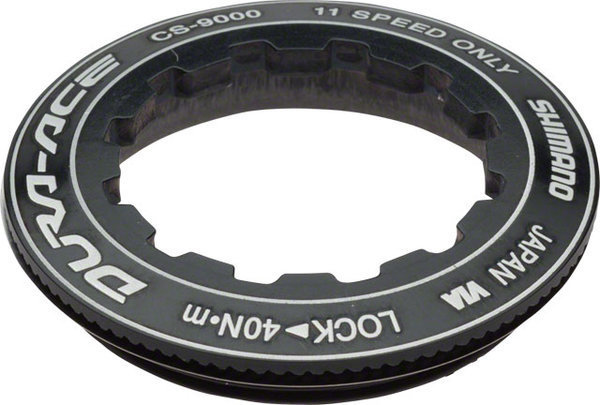 Shimano Dura-Ace 9000 11-Speed Cassette Lockring