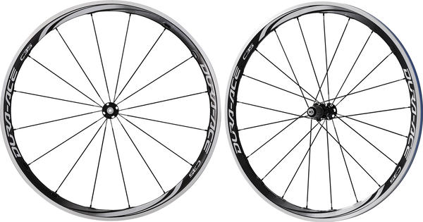Shimano Dura-Ace C35 Carbon Clincher Wheel Model: Pair