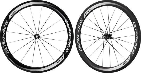 Shimano Dura-Ace C50 Carbon Tubular Wheel