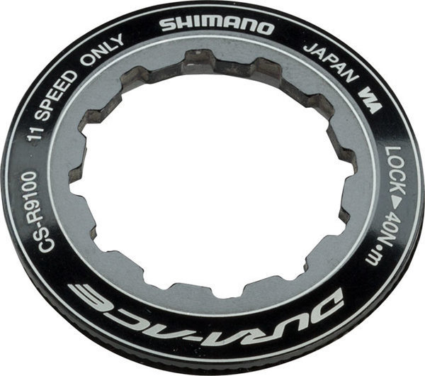 Shimano Dura-Ace R9100 11-Speed Cassette Lockring
