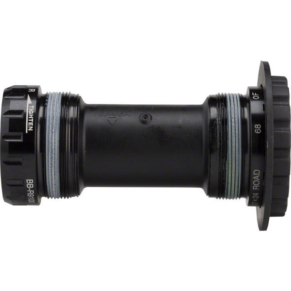 Shimano Dura-Ace R9100 Hollowtech II Bottom Bracket Color | Model: Black | English Threaded