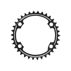 Shimano Dura-Ace R9100 Inner Chainrings Color: Black
