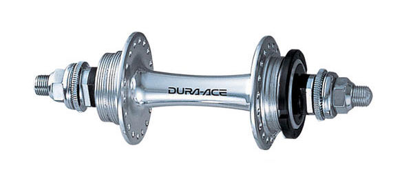 Shimano Dura-Ace Track Low-Flange Rear Hub