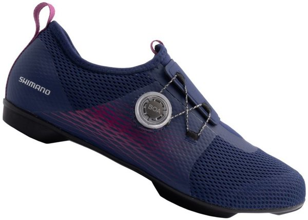 Shimano IC5 Women's Shoes Color: Purple