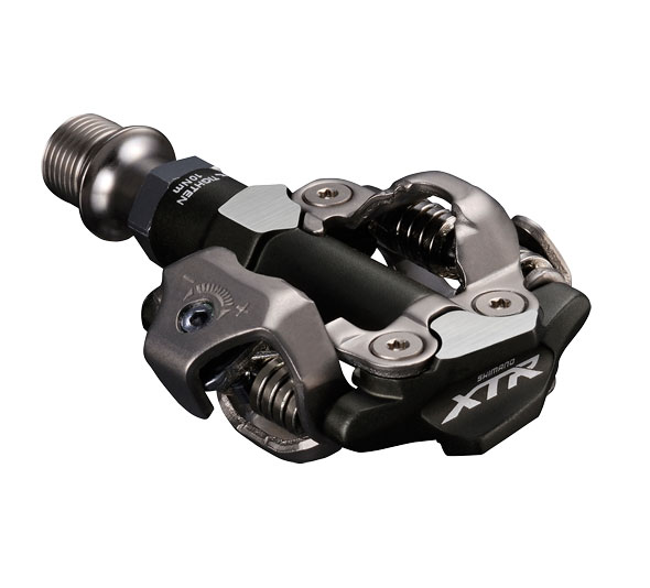 Shimano PD-M9000 XTR Pedals Color: Black