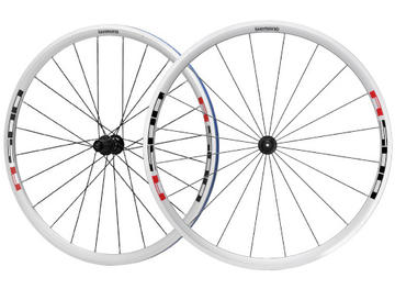 Shimano R501-30 Wheelset Color: Silver