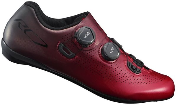 Shimano RC7 Shoes Wide Color: Red