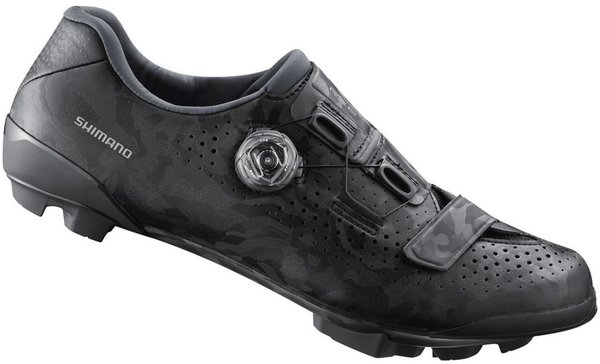 Shimano RX8 Shoes Wide Color: Black