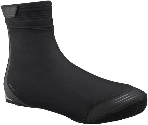 Shimano S1100R Soft Shell Shoe Covers Color: Black