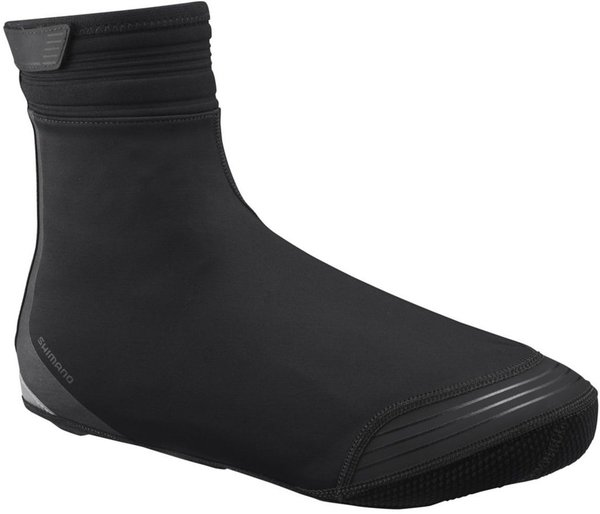 Shimano S1100X Soft Shell Shoe Covers Color: Black