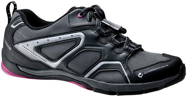 Shimano SH-CW40 Shoes - Women's Color: Dark Gray