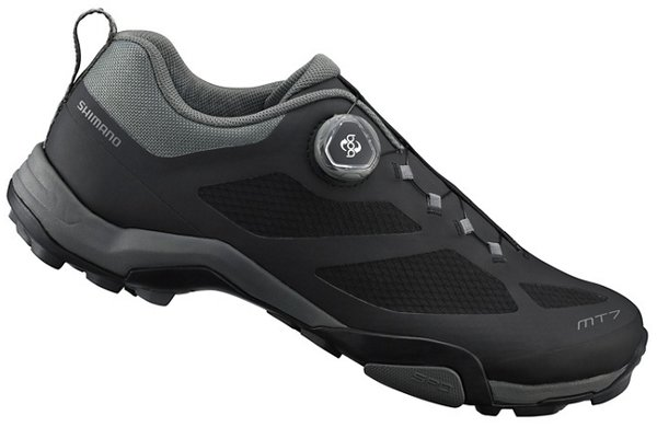 Shimano SH-MT700 Shoes Color: Black