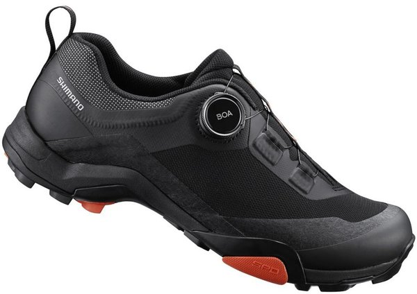 Shimano MT7 Shoes Color: Black