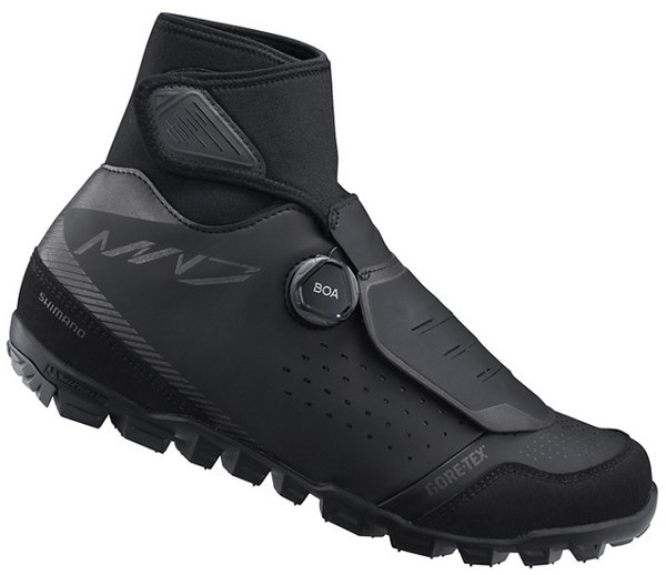 Shimano SH-MW701 Shoes Color: Black