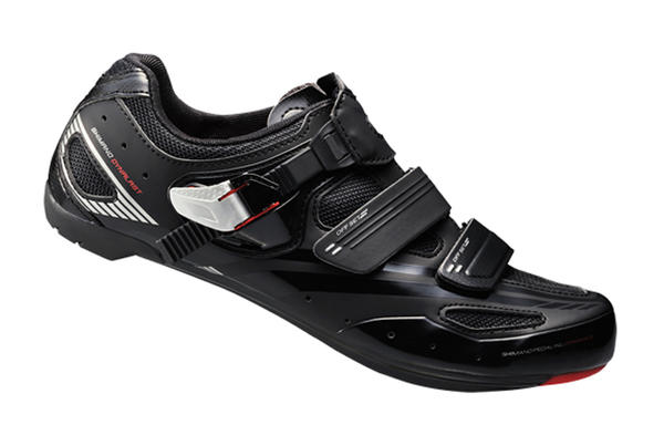 Shimano SH-R107 Shoes Color: Black/Black