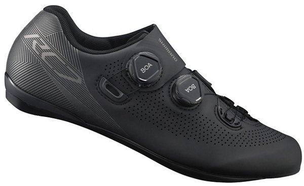 Shimano SH-RC701 Shoes Wide Color: Black