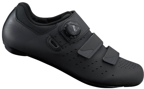 Shimano SH-RP400 Shoes Wide Color: Black