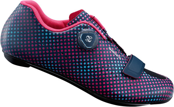 Shimano SH-RP501 Women Shoes Color: Navy Dot