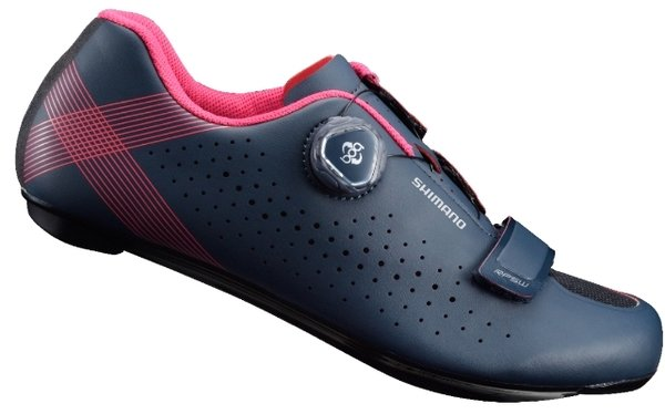 Shimano SH-RP5W Shoes Color: Navy