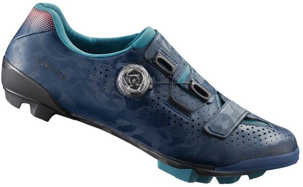 Shimano RX8 Women's Shoes Color: Navy