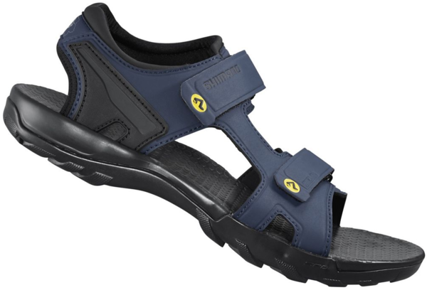 Shimano SH-SD501A Shoes Color: Navy